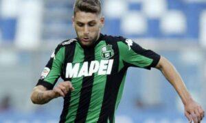 Domenico Berardi (foto Ansa)