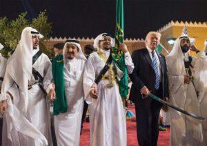 Terrorismo, ecco come Donald Trump ha calato le braghe in Arabia Saudita