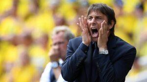 """Calciomercato Inter, Antonio Conte: """"Vinco e resto al Chelsea"""""""