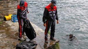 Dongo, un teschio riemerge dal lago dove i partigiani occultavano i cadaveri