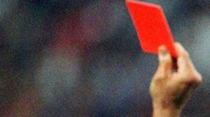 Calcio, squalifica record in Toscana: 118 punti di penalizzazione per Antignano (foto Ansa)