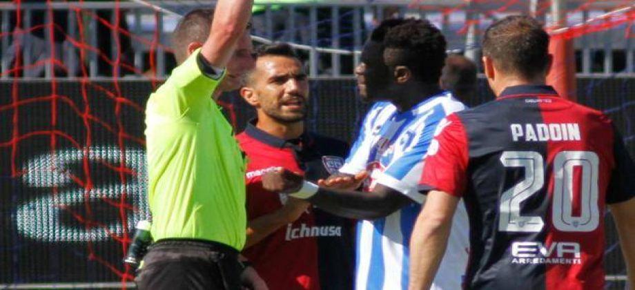 Sulley Muntari, che paradosso: un esempio per l'Onu, da squalifica per il calcio