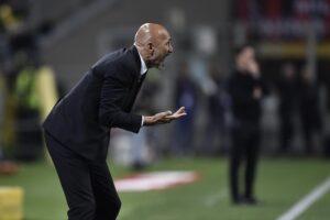 """Spalletti furioso: """"Totti? Se lo metto cinque minuti dite che lo prendo per il c..."""""""