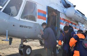Russia, elicottero precipita in Bashkiria: 3 morti