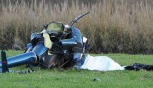 Alto Adige, elicottero civile precipita sulle montagne: morto il pilota