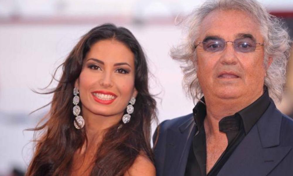 Flavio Briatore parla della crisi con Elisabetta Gregoraci stanco di tante chiacchiere