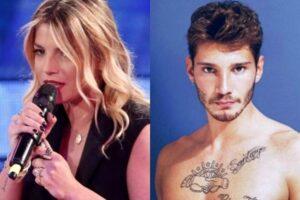 """Emma Marrone a Stefano De Martino: """"I reggiseni tu sei bravo solo a toglierli"""""""