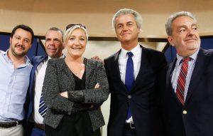 Francia, Austria, Olanda: Europa tre, sovranisti zero