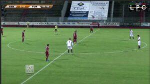 Fano-Forlì Sportube: diretta live streaming play out, ecco come vedere la partita