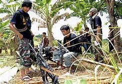 Militanti islamici nelle Filippine