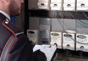 Orta Nova, intero condominio ruba energia elettrica a Enel per anni
