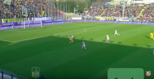 Frosinone Carpi 0 1 pagelle, Letizia gol decisivo (Serie B playoff)