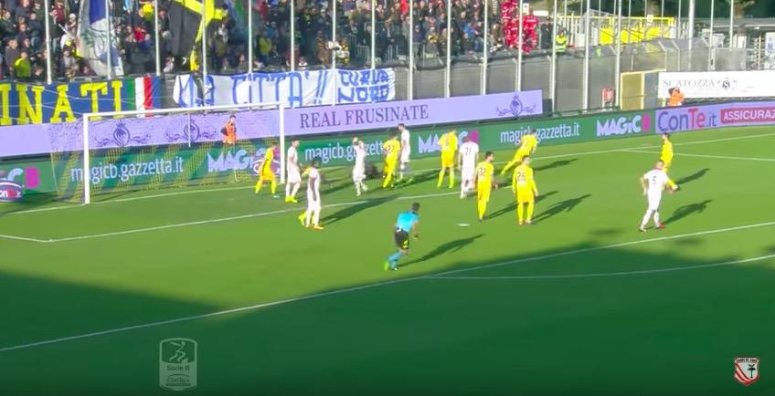Serie B - Perugia-Benevento 1-1: Dezi sciupa, panchina per Gnahorè