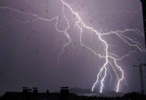 Allerta meteo in Veneto: nella serata di mercoledì temporali e rischio frane