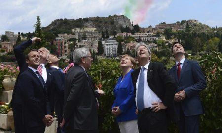G7, accordo sui migranti, ma non sul clima