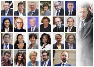 Francia, governo Macron pronto: 18 ministri e 4 sottosegretari per il premier Philippe