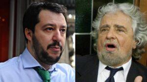 Elezioni, maggioranza Grillo-Salvini-Meloni: dove inclina il proporzionale