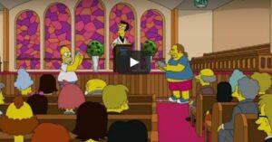 Homer Simpson cerca Pokemon in chiesa: tv russa non trasmette puntata perché...