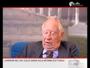 Clelio Darida è morto, fu ministro e sindaco di Roma dal 1969 al 1976