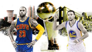 NBA Finals 2017: Golden State Warriors-Cleveland Cavaliers, si parte il 2 giugno