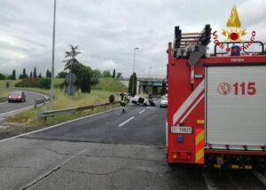 Carabiniere Angelo Vivone muore in un incidente stradale a Pistoia