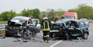 Incidente stradale sulla Potenza-Melfi: due morti e un ferito grave
