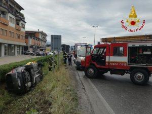 Angelo Vivone, carabiniere, muore in incidente a Pistoia: frontale con tamponamento