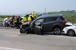 Auto: arriva eCall, il sistema che chiede aiuto in caso di incidente