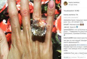 Russia, oligarca regala alla moglie diamante da 70 carati da 8 mln di euro