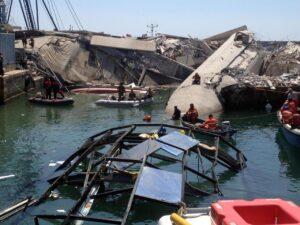 Jolly Nero, crollo Torre Piloti: comandante condannato per la strage