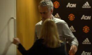 YOUTUBE Mourinho e la conferenza stampa più breve di sempre: 11 secondi