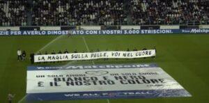 Sisal e Juventus, il progetto del calcio senza pregiudizi. La squadra ringrazia i tifosi