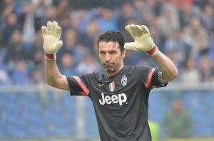 Gigi Buffon Pallone d'oro con Champions League alla Juventus?