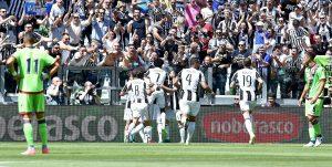 Juventus da record: sesto scudetto consecutivo. Nessuno come i bianconeri