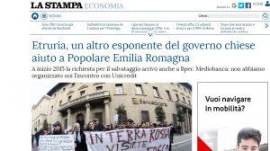 Scandalo! Governo cerca chi compra...Alitalia sì, Banca Etruria no?