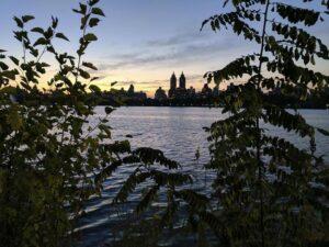 New York, trovati due cadaveri nel lago a Central Park