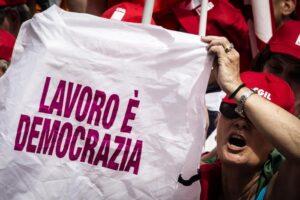 """Primo Maggio, sindacati a Portella della Ginestra: """"Anche oggi lavoro come riscatto dalla povertà"""""""
