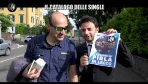 """Le Iene, intervista le donne nel catalogo delle single di Lecco e rilancia: """"Catalogo dei pirla"""""""