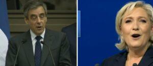 Marine Le Pen come Melanie Trump: copia parola per parola discorso Macron