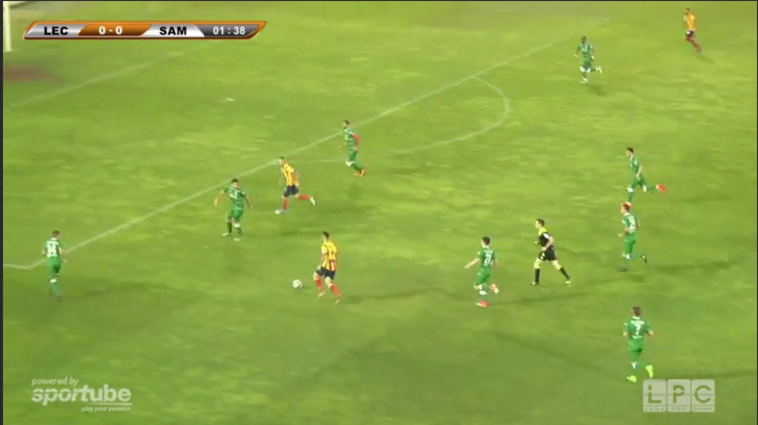 Lega Pro Playoff, colpo della Reggiana a Livorno