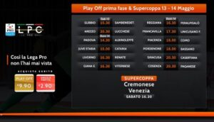 Playoff e Playout Lega Pro 2017: calendario e orario delle partite