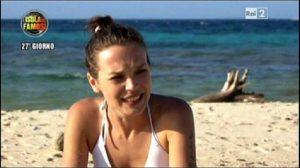 "Isola dei Famosi, Andrea Lehotska choc: ""Ho perso tutti i capelli, mi avevano dato 2 giorni"""