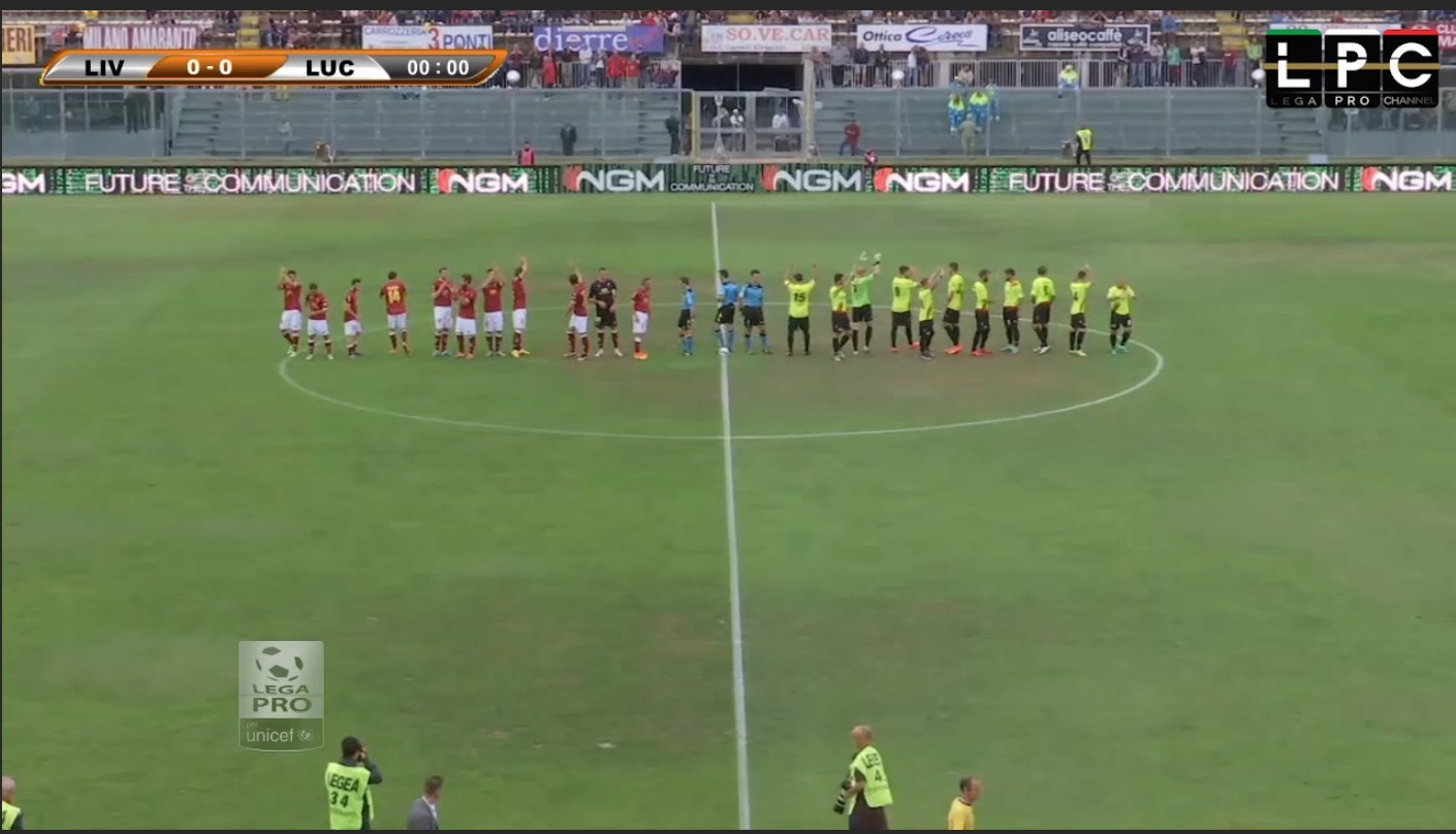 Virtus Francavilla Fontana-Livorno 0-0 Calcio legapro, playoff: andata degli ottavi di finale