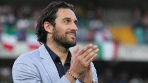 """Luca Toni compie 40 anni e ringrazia il suo Verona: """"Ormai sono grande"""""""