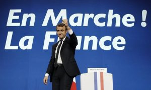"""Macron: """"Noi, l'Illuminismo"""". Allons enfants de les lumieres..."""