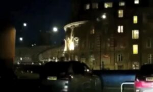 YOUTUBE Attentato Manchester, l'esplosione vista dalla macchina