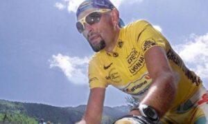 Marco Pantani (foto Ansa)