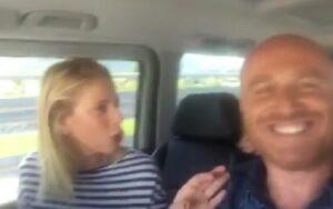 """Alessia Marcuzzi: """"Ho visto un Ufo enorme ad Anzio"""" VIDEO"""