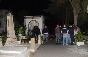 Maria Concetta Velardi u****a al cimitero, arrestato il figlio Angelo Fabio Matà