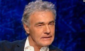 """Massimo Giletti: """"Ho paura dei bassi ascolti più dell'addio di una donna"""""""